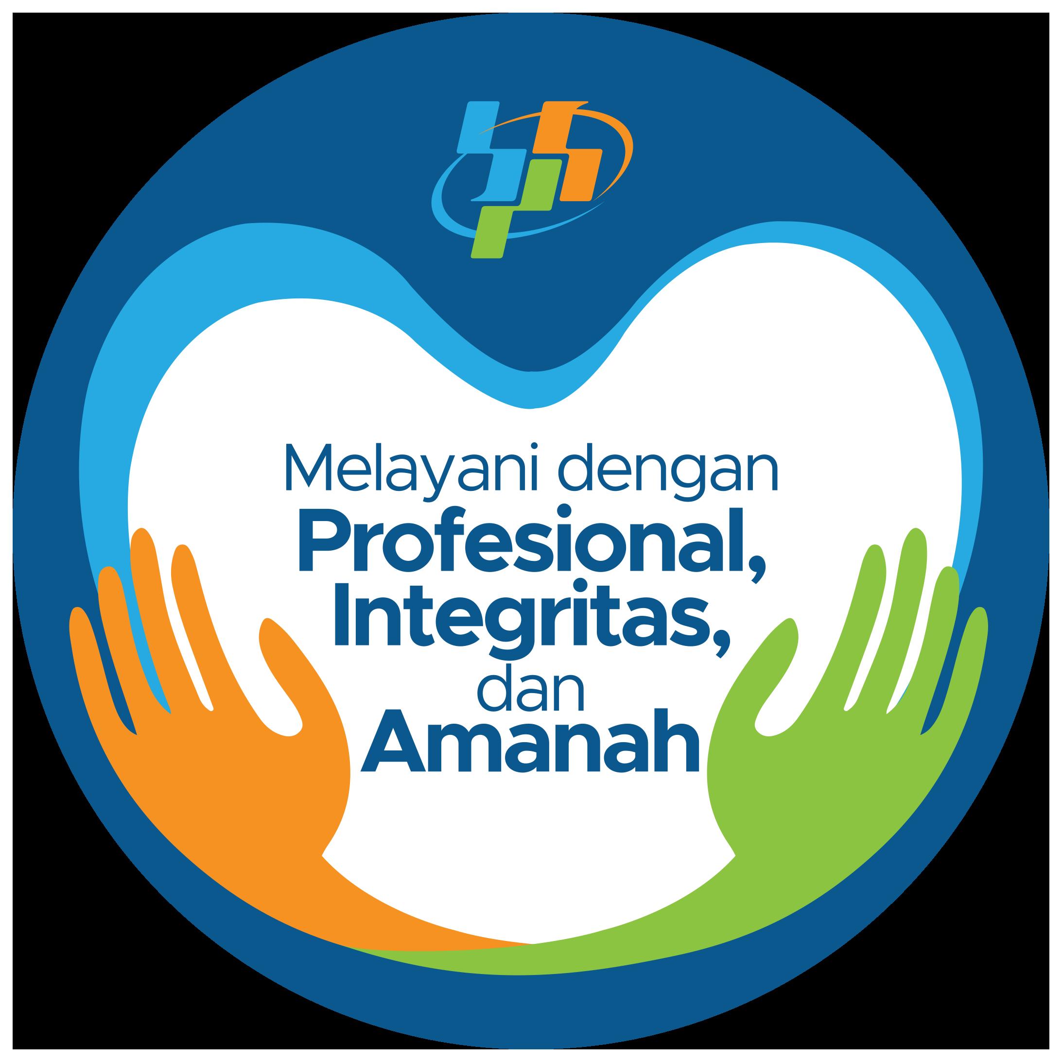 melayani dengan Profesional, Integritas, dan Amanah